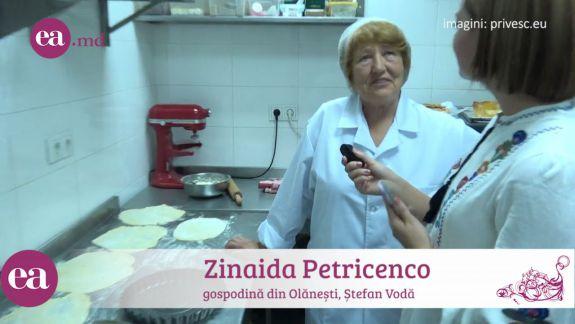 FOTO, VIDEO. Secretul Plăcintei Miresei de Olănești, dezvăluit de o gospodină iscusită la evenimentul  #AutenticMoldovenesc