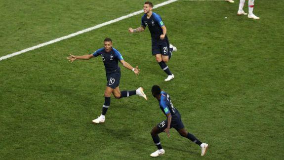 VIDEO. Franța este noua campioană mondială