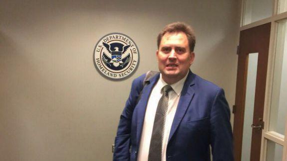 Gofman: Am fost invitat de structurile americane să vin la Washington