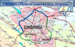 Agora Hartă Pe Unde Ar Putea Trece șoseaua De Centură A Chișinăului
