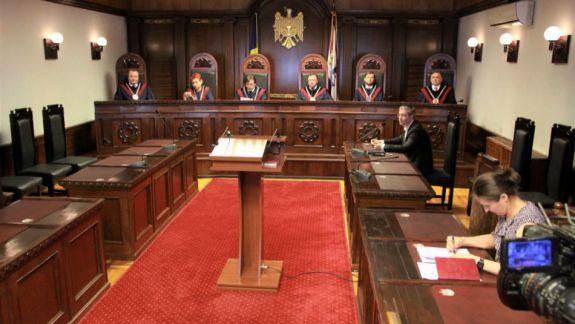 Încă o decizie CC: Desemnarea Maiei Sandu în funcția de premier și numirea Guvernului - neconstituționale