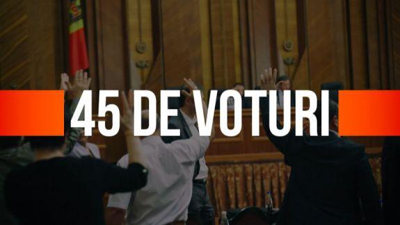 INFOGRAFIC. Câte voturi asigurate are PD pentru modificarea sistemului electoral și cine dintre deputați li s-ar mai putea alătura
