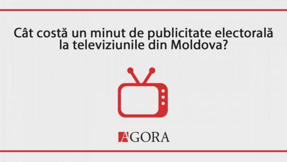 INFOGRAFIC. Publicitate Electorală: Posturile Publika, PRIME, Canal 2 și Canal 3, afișează cele mai mari prețuri