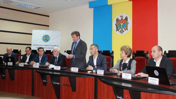 Iurie Ciocan: Nu există pericol pentru a periclita procesul de vot la Topala