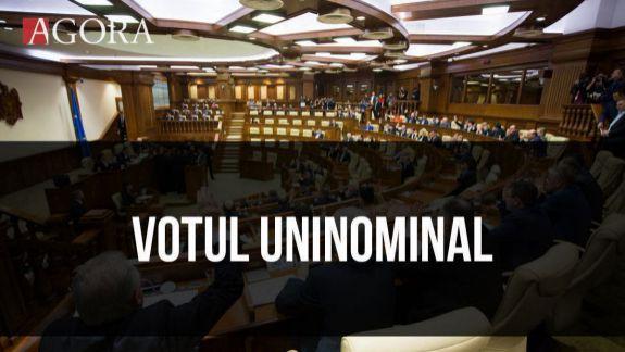 Peste 500 de mii de semnături pentru votul uninominal! Sîrbu: Vineri demarăm dezbaterile publice