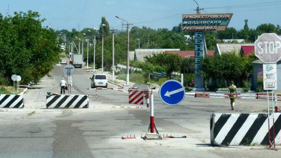 """Șoferii de pe malul drept care vor să ajungă în Transnistria trebuie să cumpere vinietă. Lesnic: """"Sistemul este bizar"""""""
