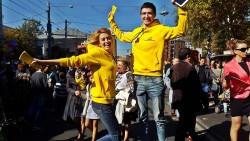 Sun Communications sărbatorește Hramul Chișinăului alături de locuitorii Capitalei!