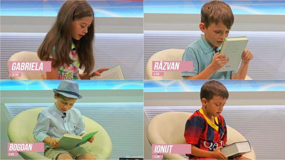 """VIDEO. """"Coliba Anei"""" i-a testat pe micuți! Cum s-au descurcat copiii"""