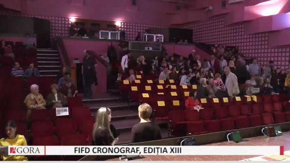 VIDEO. Cronograf a luat start! Cum a fost la gala de deschidere și ce ne oferă regizorii la cea de-a XIII-a ediție
