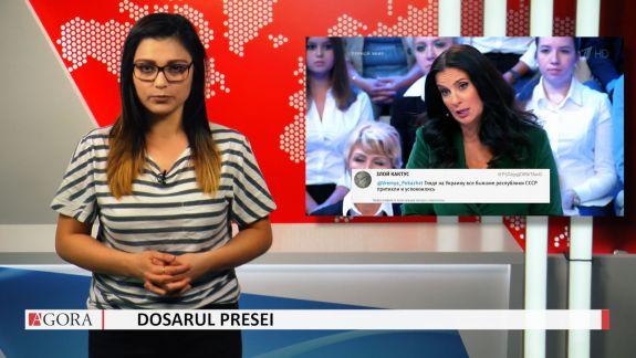 """VIDEO. Cum jurnaliștii ruși de la Pervîi Kanal manipulează: """"Transnistria - al doilea Donbas?"""""""