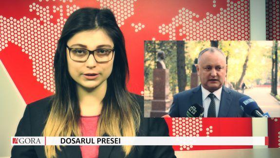 """VIDEO. """"Dosarul Presei"""". La ce titluri recurg jurnaliștii pentru a crește numărul vizualizărilor"""