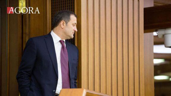 VIDEO. Fostul premier Vlad Filat l-a atenționat încă acum doi ani pe Ghimpu despre reținerile din Primărie și a nepotului său