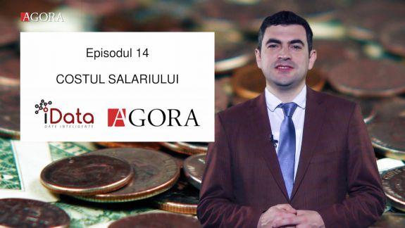 VIDEO. Matematica salariilor de Moldova: Cum o leafă de 10 000 de lei se transformă într-o cheltuială aproape dublă pentru angajator