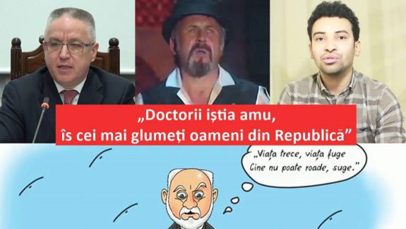 VIDEO. MonoVlog cu Gheorghe Urschi și haosul din Sănătate: De ce ne măsoară doctorii și se dezbracă practicantele