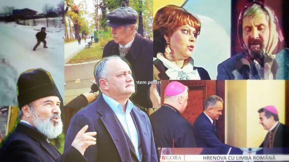 """VIDEO. MonoVlog cu Gheorghe Urschi despre cei mai credincioși bărbați ai țării și dragostea față de """"biserica mă-tii"""""""