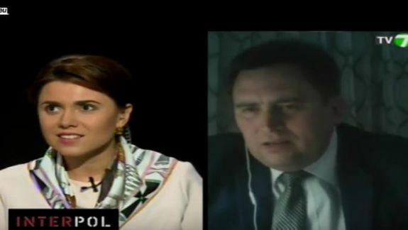 VIDEO. Natalia Morari, în direct la Interpol: Am primit un mesaj de avertisment. Gofman: Fiți atentă!