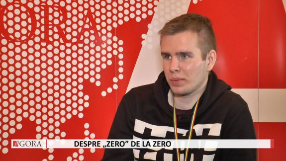 """VIDEO. Regizorul filmului """"ZERO"""", Nikita Belorusow. """"Filmele plictisitoare pur și simplu nu au energie interioară"""""""