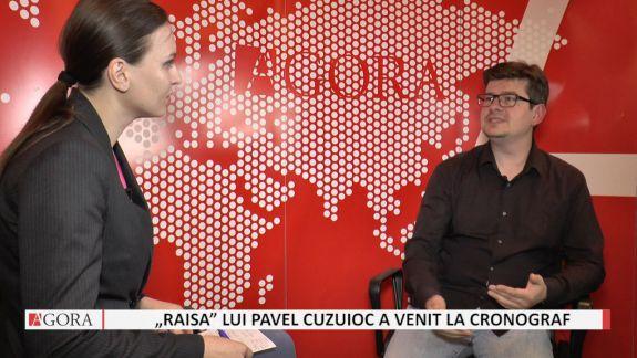 """VIDEO. Regizorul Pavel Cuzuioc a adus-o pe """"Raisa"""" la Chișinău: Scopul meu e să o vadă cât mai multă lume"""