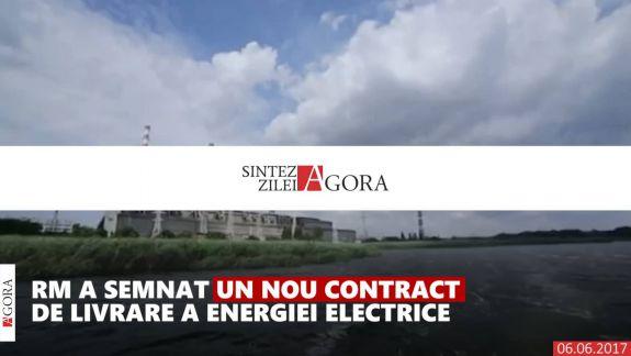 VIDEO. Sinteza Zilei: Contract nou la electricitate, cu incidente ruse la BAC și litere chirilice